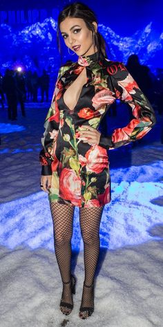 Victoria Justice at Phillipp Plein fashion show Much More Volatile Victoria Justice ____ Touch here for Free Webcams/Chat Fishnet Tights, Nylons, Victoria Justice Fotos, Vicky Justice, Young Models, Sexy Legs, Elizabeth Taylor, Fashion Show, Fashion Hair