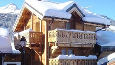 A lovely 4 bedroom ensuite chalet with balconies on 3 sides. Situated in a little laneway very close to the centre of Courchevel 1650 and a short walk to the...