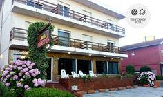 Groupon - Villa Gesell: desde $ 2999 por 3, 4 o 7 noches para dos + desayuno en Hotel Sekand en Villa Gesell. Precio de la oferta Groupon: $2.999