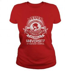 University Of Kentucky Hospital - #pullover #college sweatshirts. I WANT THIS => https://www.sunfrog.com/LifeStyle/University-Of-Kentucky-Hospital-Red-Ladies.html?60505
