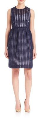P.A.R.O.S.H. Basket Weave Dress