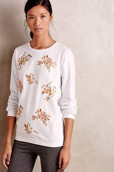 Embroidered Callais Tunic - anthropologie.com