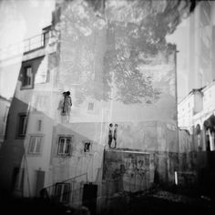 An Introduction to Holga Photography - Multiple exposure Double Exposure Photography, Levitation Photography, Water Photography, Photography Camera, Photoshop Photography, Creative Photography, Photography Portraits, Photography Articles, Photography Tutorials