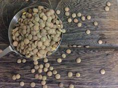 Red lentils or sabut masoor