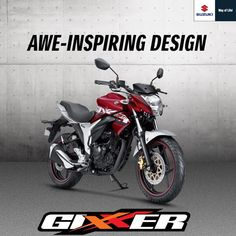 Flaunt your unmatched style with its fascinating new colours #SuzukiGixxer2018  #Kasargod   #Kannur