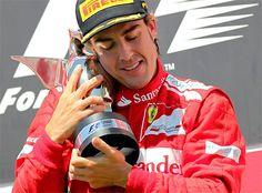 Fernando Alonso ha reconocido tras ganar el Gran Premio de Europa que ha sido la mejor victoria de toda su carrera.