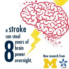 Strokes steal eight years' worth of brain function, new study suggests -- ScienceDaily