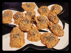 Cookies de banana aveia e chia | Doces e sobremesas > Cookies | Receitas Gshow