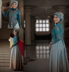 dress by Istykara Muslichah