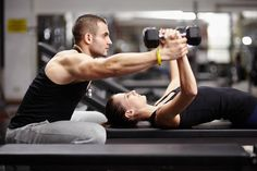 How to be a Personal Trainer Have a passion for fitness and need a job with flexible timings? then you must consider becoming a personal trainer. How to be a Personal Trainer? Fitness Gym, Mens Fitness, Fitness Tips, Health Fitness, Physical Fitness, Fitness Motivation, Fitness Models, Free Fitness, Fitness Classes