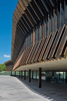 Gallery of 6 Eye-Catching Corten Steel Construction Details - 30
