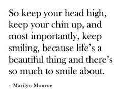 marilyn and her quotes