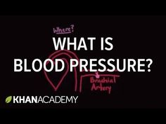 Understanding Blood Pressure   Human Anatomy and Physiology video 3D animation   elearnin - YouTube