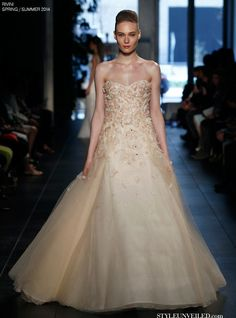 Rivini By Rita Vinieris Wedding Spring/Summer 2014 - Paradisio