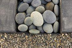 San Luis Obispo - Jeffrey Gordon Smith Landscape Architecture - love the gravel, beach pebble and concrete combination here