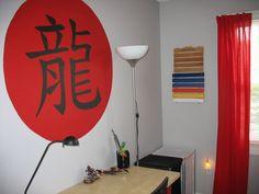 Karate Room on a Budget