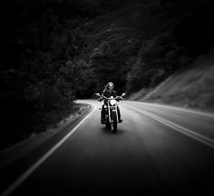 On the open road by Joel Addams