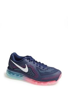 What Is Hot In Running. Nike 'Air Max 2014' Running Shoe (Women) available at #Nordstrom