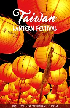 Kollecting Koordinates - Lantern Festival