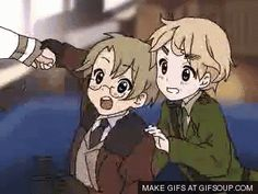 idk what it is, just know that it's adorb!!! i luv u alfred n arthur n all countriiiiiiiiiies~