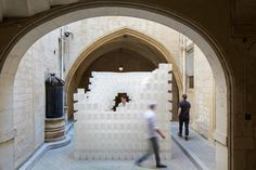 paper cloud - festival des architectures vives