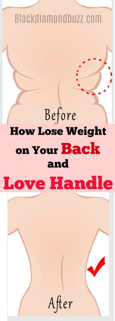 Back fat Exercise : Lose Weight on your Back and love Handle at Home