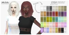 Gelydh Refuse - Cazy Leigh Conversion Recolour download now @ http://friedzombieflower.tumblr.com/post/130127690841/gelydh-refuse-cazy-leigh-conversion-recolour  #thesims4 #thesims #4 #sims #kawaii #pastel #goth #dark #light #tones #hair #cazy #conversion #cc #customcontent #custom #content #lovely #elegant #soft #textures #mixedmedia #advertisement #font #virtual #avatar #world #tumblr #short #styles #messy #cloud #dreamy