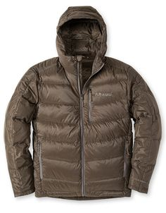 Super Down Hooded Jacket   KUIU Ultralight Hunting