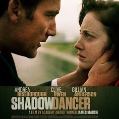 Shadow Dancer - Available on DVD and Blu-ray™