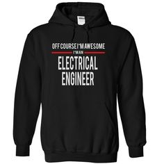 ELECTRICAL ENGINEER avesome T-Shirts, Hoodies. CHECK PRICE ==► https://www.sunfrog.com/LifeStyle/ELECTRICAL-ENGINEER--avesome-5066-Black-5699820-Hoodie.html?id=41382