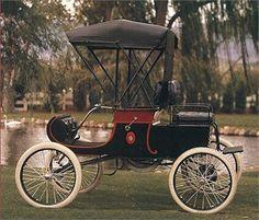 Oldsmobile Curved Dash, 1901