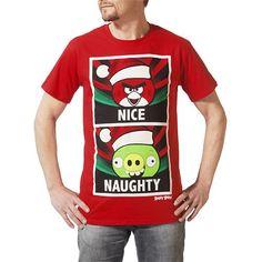 Angry Birds - Nice & Naughty T-Shirt L Angry Birds, Nice, Mens Tops, T Shirt, Shopping, Supreme T Shirt, Tee Shirt, Nice France, Tee