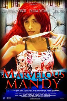 Gruesome Hertzogg Podcast: Marvelous Mandy (2016)