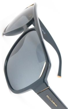 82ae1a9368fa Dolce   Gabbana DG 4138 501 87 Shiny Black Sunglasses. Eye Heart Shades