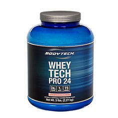 Product Image for Whey Tech Pro 24 - Strawberries & Cream (5 Pound Powder)