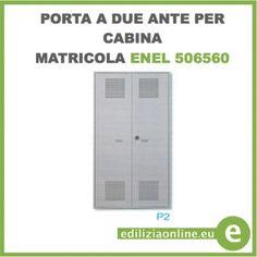 #porte per cabine #enel