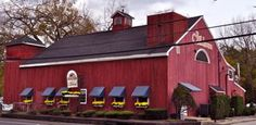 Cookhouse Restaurant in New Milford, CT. Alvin worked there when it was Riley's Red Barn but don't forget The Hayloft!