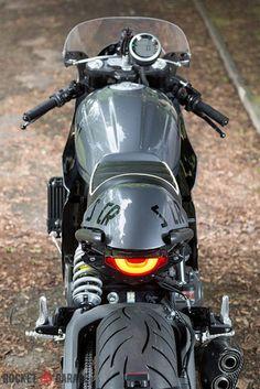 Ducati SCR | Mr Martini - RocketGarage - Cafe Racer Magazine