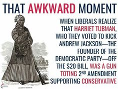 History folks// Oh, how funny and awkward for the idiot liberals.