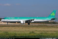 Aer Lingus  Airbus A321-211  (airliners.net)