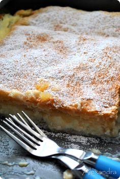 DSC_0039 Greek Desserts, Apple Recipes, Cornbread, Deserts, Sweets, Cookies, Baking, Ethnic Recipes, Food