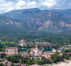 Broadmoor Hotel Resort - Colorado Springs
