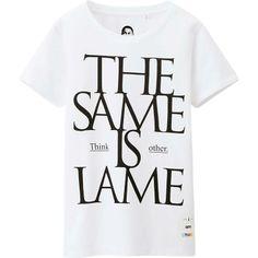 The Same is Lame // Uniqlo x Pharrell