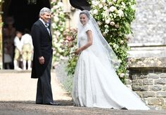 Pippa Middleton's wedding in pictures