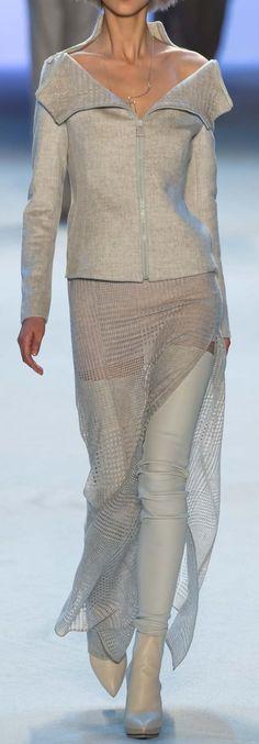 Farb- und Stilberatung mit www.farben-reich.com # Akris Ready-to-Wear Fall 2015