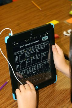 Using Notability App. (Blog post by Rockin' Resources)