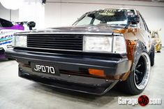 Part 2 - Retro Revival If there is one thing that's happening all around the World in the automotive circles, it's the return of the retr. Corolla Ke70, Corolla Wagon, 2012 Nissan 370z, Toyota Corona, Nissan Sunny, Toyota Hiace, Toyota Cars, Modified Cars, Car Painting