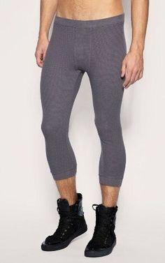 Horrible Leggings For Men Make Way Into Men's Fashion World