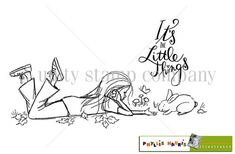 Little Stuff - Unity Stamp Company Highlights Magazine, Unity Stamps, Doodle Lettering, Paper Crafts, Diy Crafts, Pencil Art, Clear Stamps, Zentangle, Cute Pictures