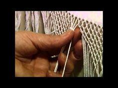 Aprenda a fazer os pontos que são usados no curso de macramê com Cibélia Alves - YouTube